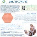 Communication - Zinc et Covid-19