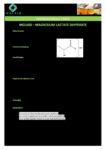 TDS - lactate de magnésium